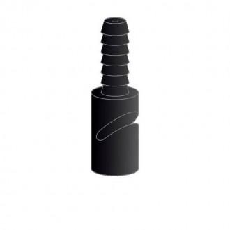 AZZARDO 2681 | Ziko Azzardo element sustava - visilica rezervni dijelovi crno