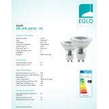 EGLO 11475 | GU10 Eglo