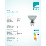 EGLO 11535 | GU10 Eglo