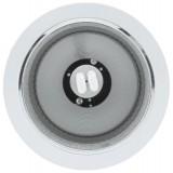 EGLO 87993 | Basic2 Eglo ugradbene svjetiljke - snažnozračne svjetiljke svjetiljka Ø190mm 1x E27 bijelo