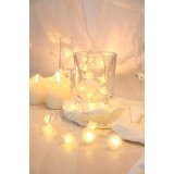GLOBO 29952-30   Venuto-VI Globo dekoracija svjetiljka s prekidačem 30x LED bijelo