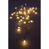 GLOBO 29953-100 | Venuto-VIII Globo dekoracija svjetiljka 100x LED IP44 bijelo