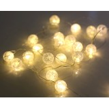 GLOBO 29954-20   Venuto-I Globo dekoracija svjetiljka s prekidačem 20x LED bijelo