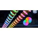 GLOBO 38976 | LightTube Globo svijetleća cijev svjetiljka 216x LED 238lm RGBK IP44 višebojno