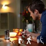 PHILIPS 8718696695166 | E14 6W Philips oblik svijeće B39 LED izvori svjetlosti hue smart rasvjeta 470lm 2200 <-> 6500K jačina svjetlosti se može podešavati, promjenjive boje