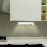 RABALUX 2364 | EasyLight Rabalux osvjetljenje ploče svjetiljka s prekidačem elementi koji se mogu okretati 1x G5 / T5 480lm 2700K srebrno