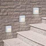 RABALUX 8893 | Trento Rabalux zidna svjetiljka 1x LED 100lm 4000K IP65 UV bijelo