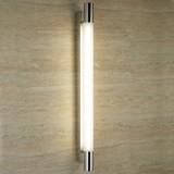 SEARCHLIGHT 6014CC | Poplar Searchlight zidna svjetiljka 1x G5 / T5 4000K IP44 krom, acidni