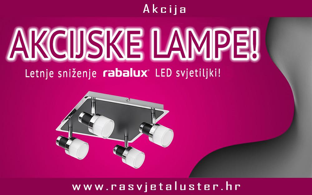 Rabalux - Akcijske lampe