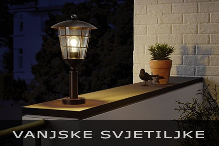 Vanjske svjetiljke