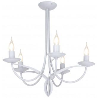 ALDEX 1007F | Cyfra Aldex stropne svjetiljke svjetiljka 5x E14 bijelo
