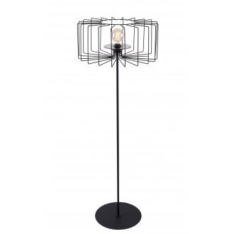 ALDEX 1009A1 | Ramos-I Aldex podna svjetiljka 163cm s prekidačem 1x E27 crno
