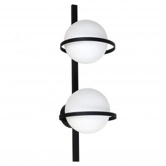 ALDEX 1014D | Drops-AL Aldex zidna, stropne svjetiljke svjetiljka 2x E14 crno, bijelo