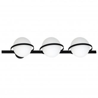 ALDEX 1015Y | Drops-AL Aldex zidna, stropne svjetiljke svjetiljka 3x E14 crno, bijelo