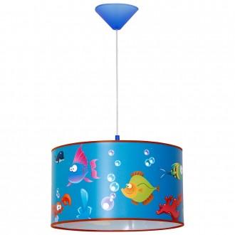 ALDEX 657G10 | Akwarium Aldex visilice svjetiljka 1x E27 bijelo, plavo, višebojno