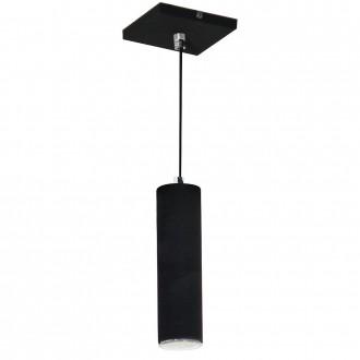 ALDEX 723G/1 | Slim-I Aldex visilice svjetiljka 1x GU10 crno