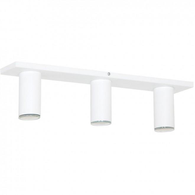 ALDEX 723PL/E | Slim-I Aldex stropne svjetiljke svjetiljka 3x GU10 bijelo
