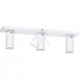 ALDEX 727PL/E   Slim-II Aldex stropne svjetiljke svjetiljka elementi koji se mogu okretati 3x GU10 bijelo
