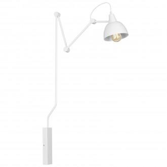 ALDEX 814C1 | Aida-Bibi Aldex zidna svjetiljka elementi koji se mogu okretati 1x E27 bijelo