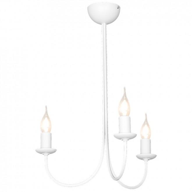 ALDEX 831E | Feb Aldex stropne svjetiljke svjetiljka 3x E14 bijelo