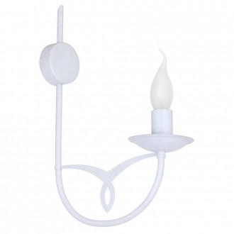ALDEX 849C | Cyfra Aldex zidna svjetiljka 1x E14 sivo