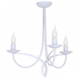 ALDEX 849E | Cyfra Aldex stropne svjetiljke svjetiljka 3x E14 sivo