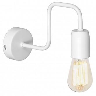 ALDEX 860C | EkoA Aldex zidna svjetiljka 1x E27 bijelo