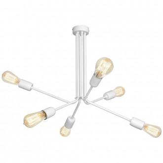 ALDEX 860K1 | EkoA Aldex stropne svjetiljke svjetiljka 6x E27 bijelo