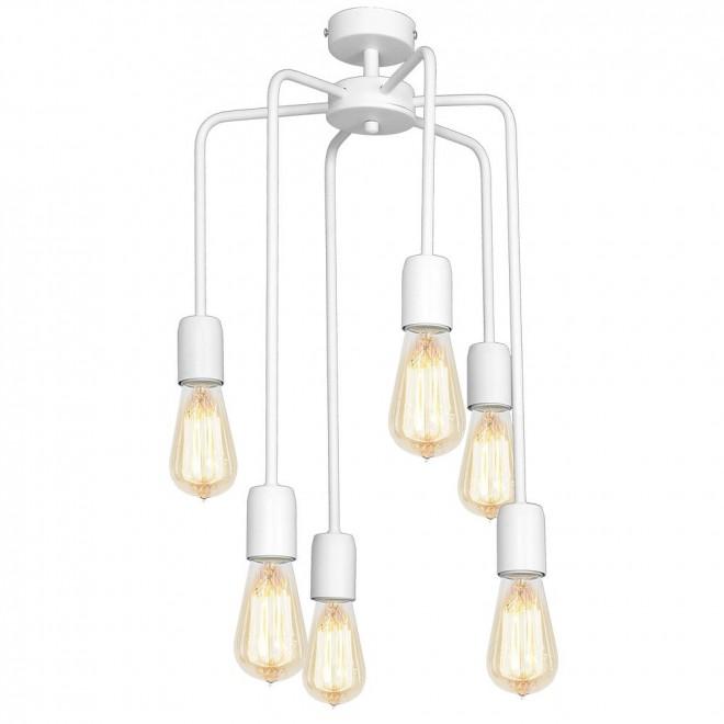 ALDEX 860K4 | EkoA Aldex stropne svjetiljke svjetiljka 6x E27 bijelo