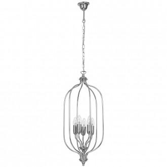 ALDEX 889F4 | Tifra Aldex visilice svjetiljka 5x E14 krom