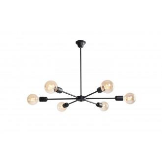 ALDEX 952K1 | After Aldex stropne svjetiljke svjetiljka 6x E27 crno