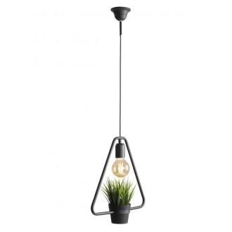 ALDEX 975G | EkoA Aldex visilice svjetiljka 1x E27 crno