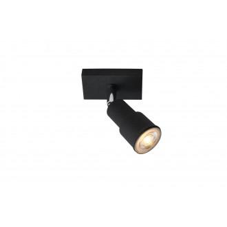ALDEX 985PL/G1   Aspo Aldex spot svjetiljka 1x GU10 crno