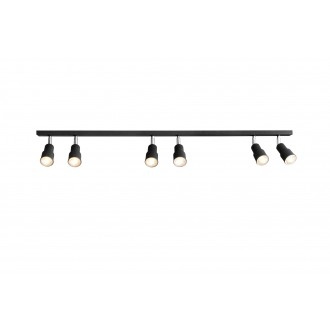 ALDEX 985PL/K1   Aspo Aldex spot svjetiljka 6x GU10 crno