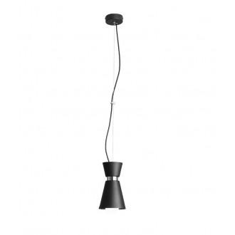 ALDEX 989G1   Kedar Aldex visilice svjetiljka 1x E27 crno, krom