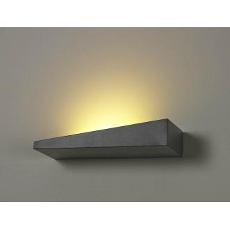 AZZARDO 0573   Vialetto Azzardo zidna svjetiljka 1x LED 965lm crno