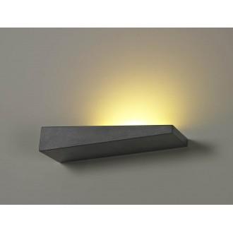 AZZARDO 0576   Vialetto Azzardo zidna svjetiljka 1x LED 965lm crno