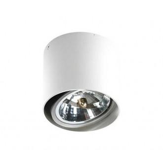 AZZARDO 1356   Alix_Alex Azzardo stropne svjetiljke svjetiljka cilindar jačina svjetlosti se može podešavati, izvori svjetlosti koji se mogu okretati 1x G53 / AR111 bijelo