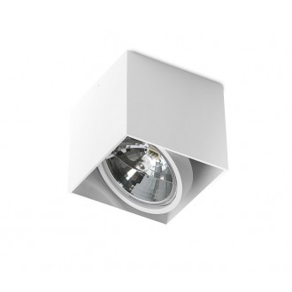 AZZARDO 1359   Alix_Alex Azzardo stropne svjetiljke svjetiljka pravotkutnik jačina svjetlosti se može podešavati, izvori svjetlosti koji se mogu okretati 1x G53 / AR111 bijelo