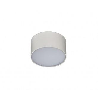 AZZARDO 2256 | Monza-AZ Azzardo zidna, stropne svjetiljke svjetiljka okrugli 1x LED 1020lm 4000K bijelo