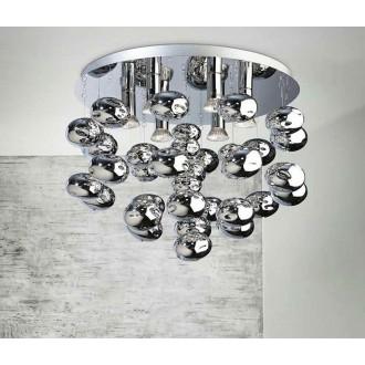 AZZARDO 2541   Luvia Azzardo stropne svjetiljke svjetiljka 6x GU10 krom