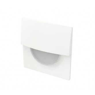 AZZARDO 2766 | Sane Azzardo ugradbena svjetiljka 1x LED 85lm 3000K bijelo