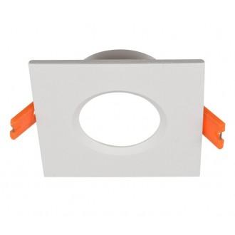 AZZARDO 2864 | Ika-AZ Azzardo ugradbena svjetiljka 1x GU10 IP65 bijelo