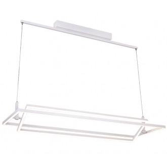 AZZARDO 2911 | Viena Azzardo visilice svjetiljka jačina svjetlosti se može podešavati 1x LED 4200lm 3000K bijelo