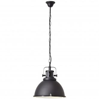 BRILLIANT 23772/06 | Jesper Brilliant visilice svjetiljka 1x E27 crno