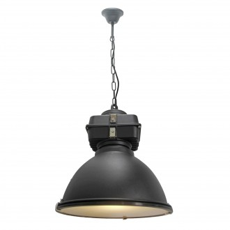 BRILLIANT 93678/06 | Anouk Brilliant visilice svjetiljka 1x E27 crno