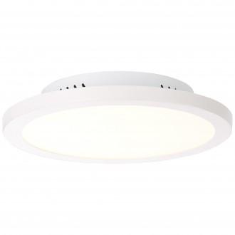 BRILLIANT G20880/05   Smooth Brilliant stropne svjetiljke svjetiljka daljinski upravljač jačina svjetlosti se može podešavati 1x LED 1900lm 2700 <-> 6200K bijelo