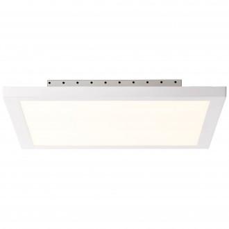BRILLIANT G20885/05   Smooth Brilliant stropne svjetiljke svjetiljka daljinski upravljač jačina svjetlosti se može podešavati 1x LED 2500lm 2700 <-> 6200K bijelo