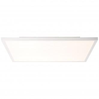 BRILLIANT G20887/05   Smooth Brilliant stropne svjetiljke svjetiljka daljinski upravljač jačina svjetlosti se može podešavati 1x LED 3600lm 2700 <-> 6200K bijelo