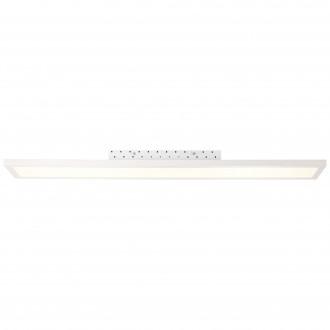 BRILLIANT G20888/05   Smooth Brilliant stropne svjetiljke svjetiljka daljinski upravljač jačina svjetlosti se može podešavati 1x LED 2350lm 2700 <-> 6200K bijelo